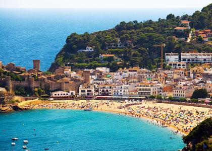 Курорт Каталония