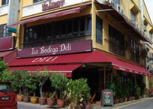 La Bodega - известный бар на Ибице
