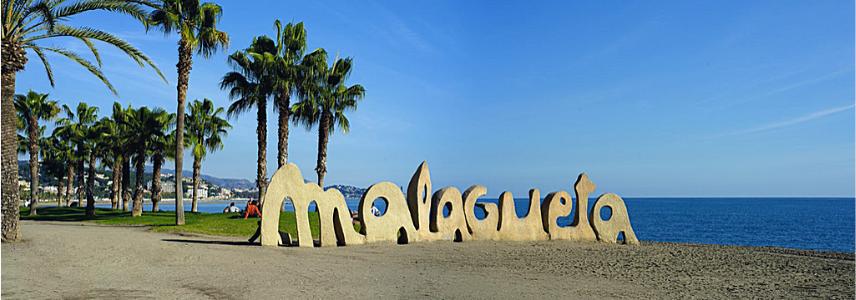 Пляж Ла-Малагета фото