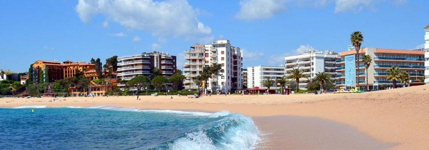 Лучшие пляжи Льорет-де-Мар