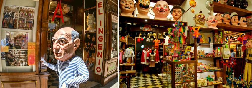 Магазин игрушек El Ingenio