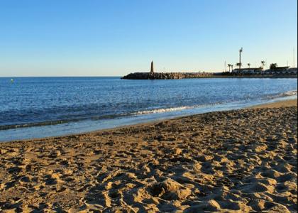 Море ПуэртоБанус