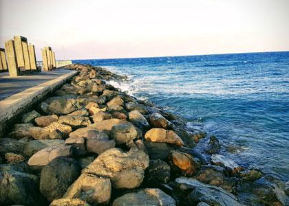 На пляже Burrero