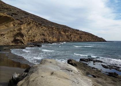 На пляже Ла Пелада