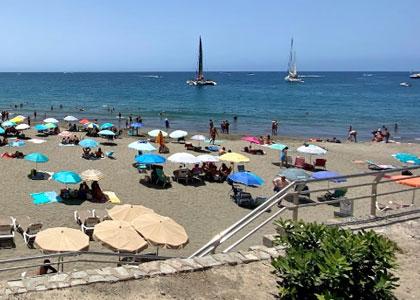 На пляже Паталавака