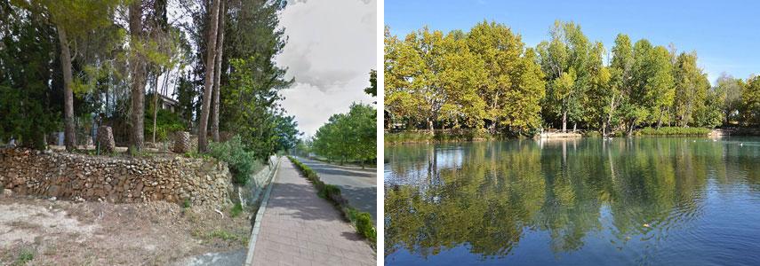 Парк Albufera de Anna