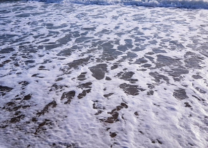Пенное море Кариуэла