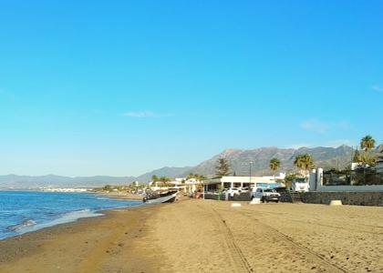 Песок Плайя Эрмоса