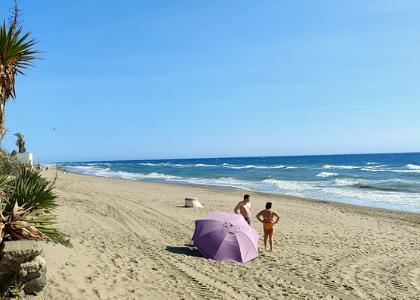 Плайя Эрмоса пляж