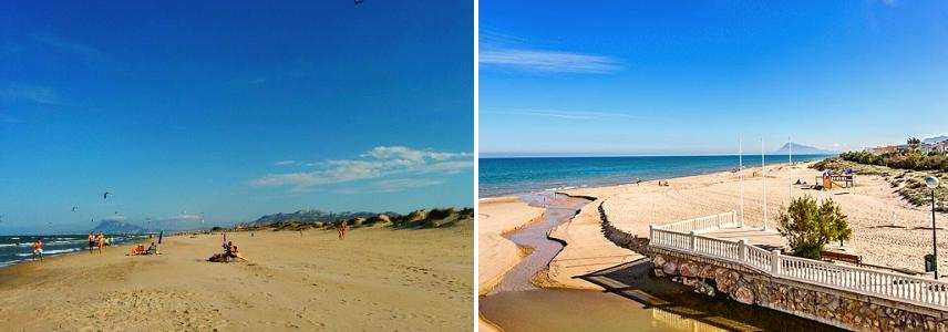 Playa de Aigua Blanca