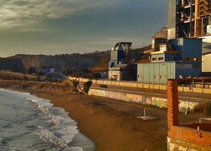 Playa de Cemento