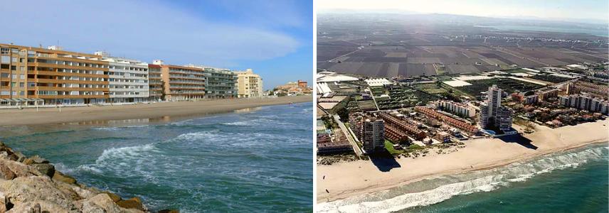 Пляж Эль-Перельонет