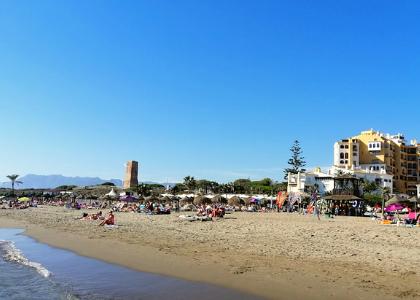 Пляж Кабопино