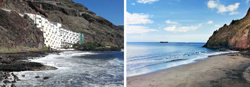 Пляж Лас Гавиотас