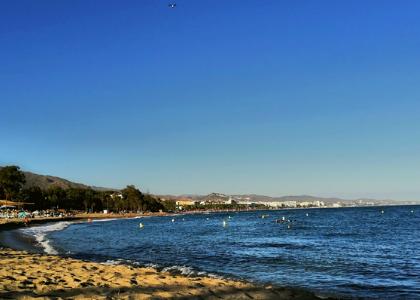 Пляж Нагуэлес