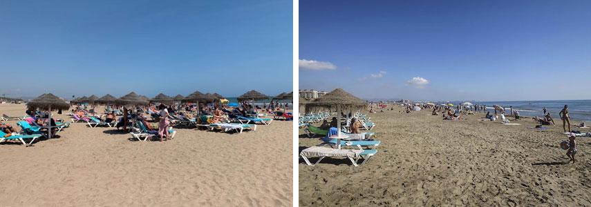 Пляж Patacona