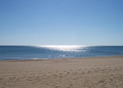 Пляж Playa de la Recati, коста бланка