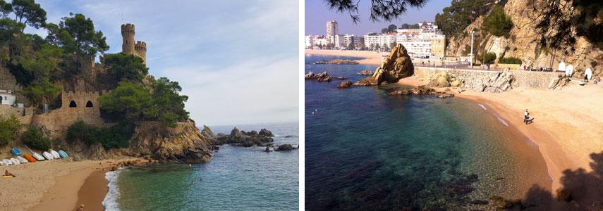 Пляж Sa Caleta