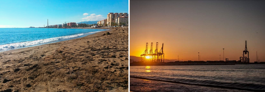 Пляж Сан Андрес