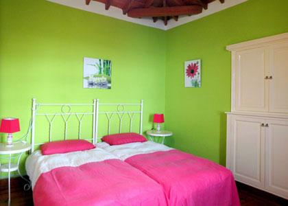 Спальня в Casa Yeyo