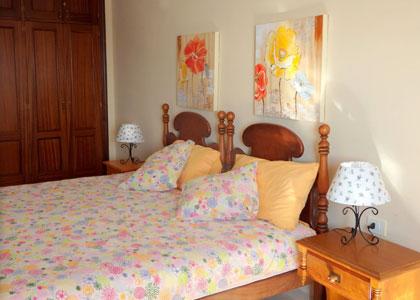 Спальня в El Varadero