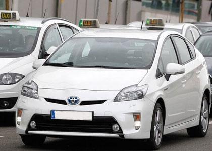 Такси в Валенсии