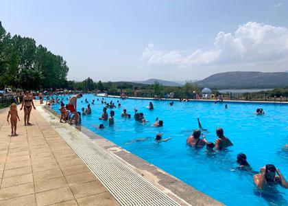 В бассейне Риосекильо
