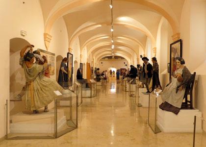В музее истории Валенсии