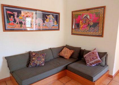 В номере Casa Ventura
