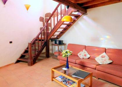 В номере La Casa de Magda