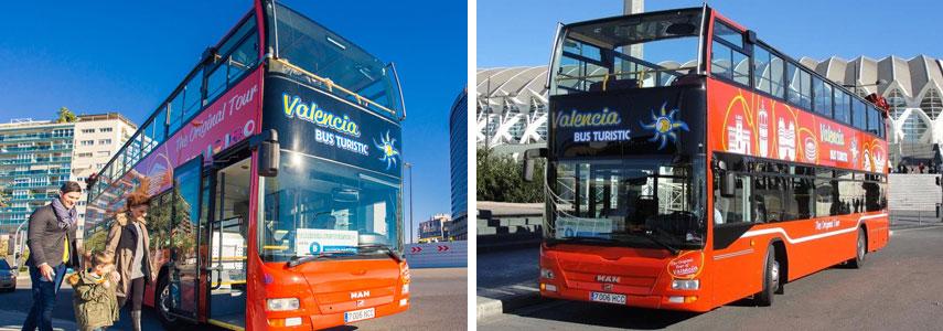 Valencia Bus Touristic