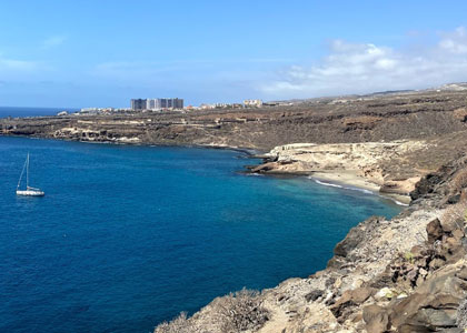 Вид на пляж Диего Эрнандес