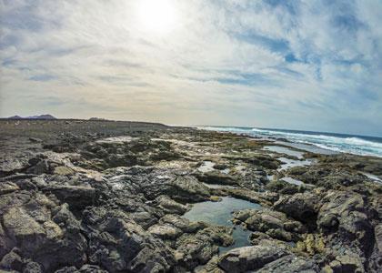 Вид на пляже Кочино