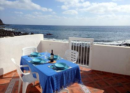 Вид с террасы El Varadero
