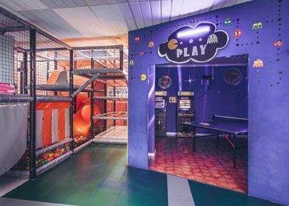 игровые комнаты в Playtown Somnis
