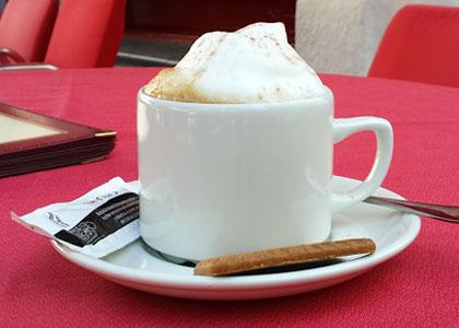 кофе в Los Naranjos