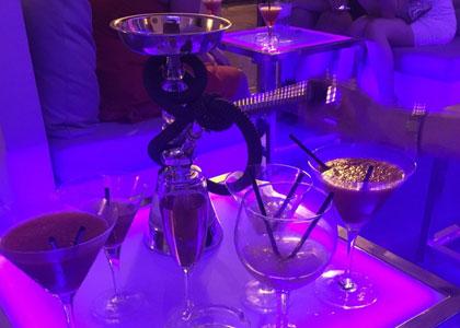 коктейли в Bijoux Banus