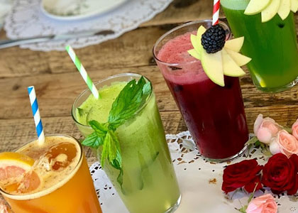 напитки в Organic