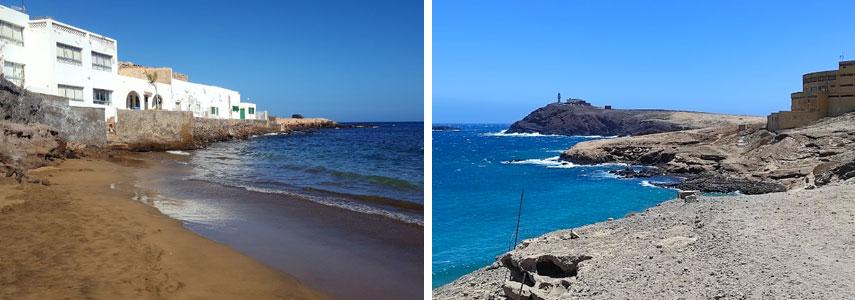 пляж Эль-Каброн