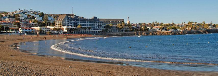 пляж Лас-Буррас