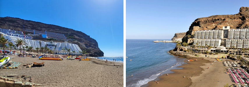 пляж Таурито