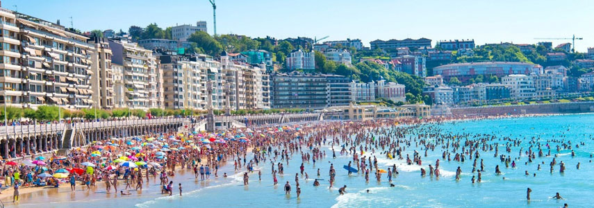 пляж сан себастьян в барселоне
