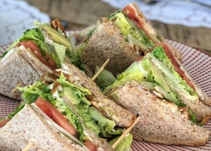 сэндвичи в Organic