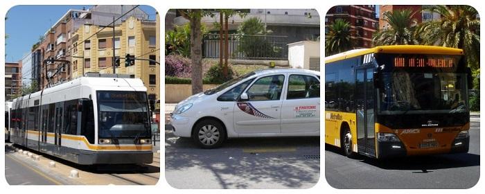 Транспорт в Валенсии