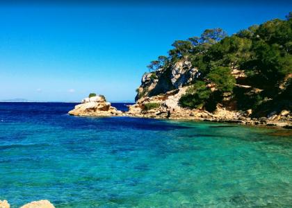 Пляж Playa del mago