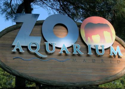 Зоопарк и Аквапарк Мадрида