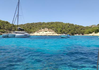 Яхты на Playa del mago