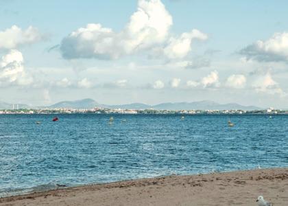 Пуэрто-де-Польенса море