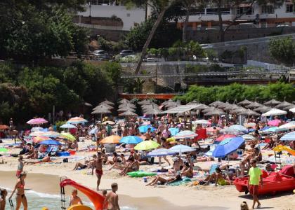 Пляж Пладжа Де Ильтес