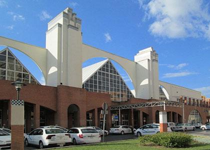 Автобусная станция в Малаге